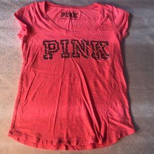 Victoria's Secret PINK T-Shirt; size medium